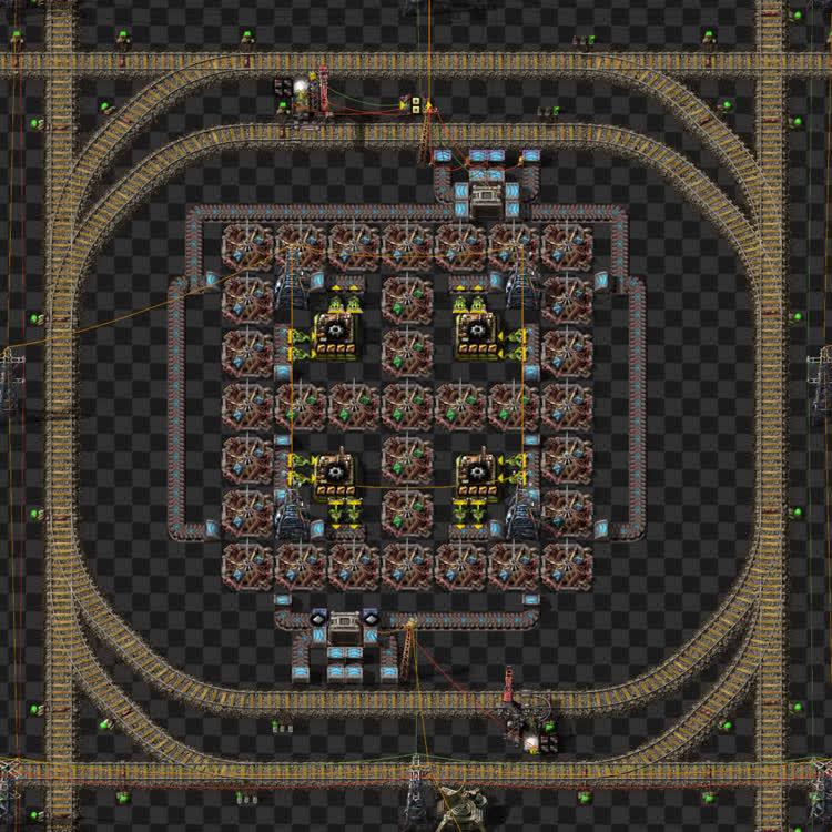 Alt gear module