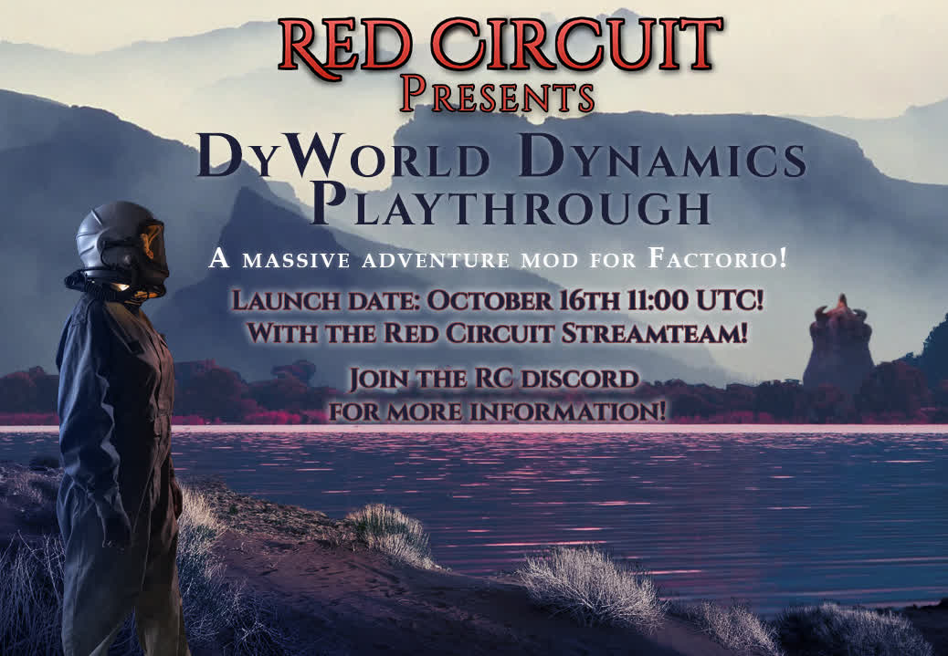 Red Circuit Streaming Event!